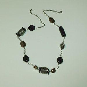 5/50%    long fashion necklace